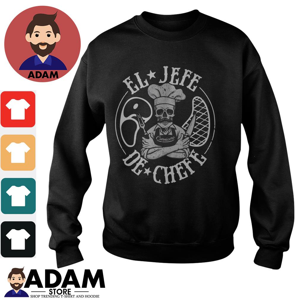 El Jefe De Chefe OG Chefs Sweater