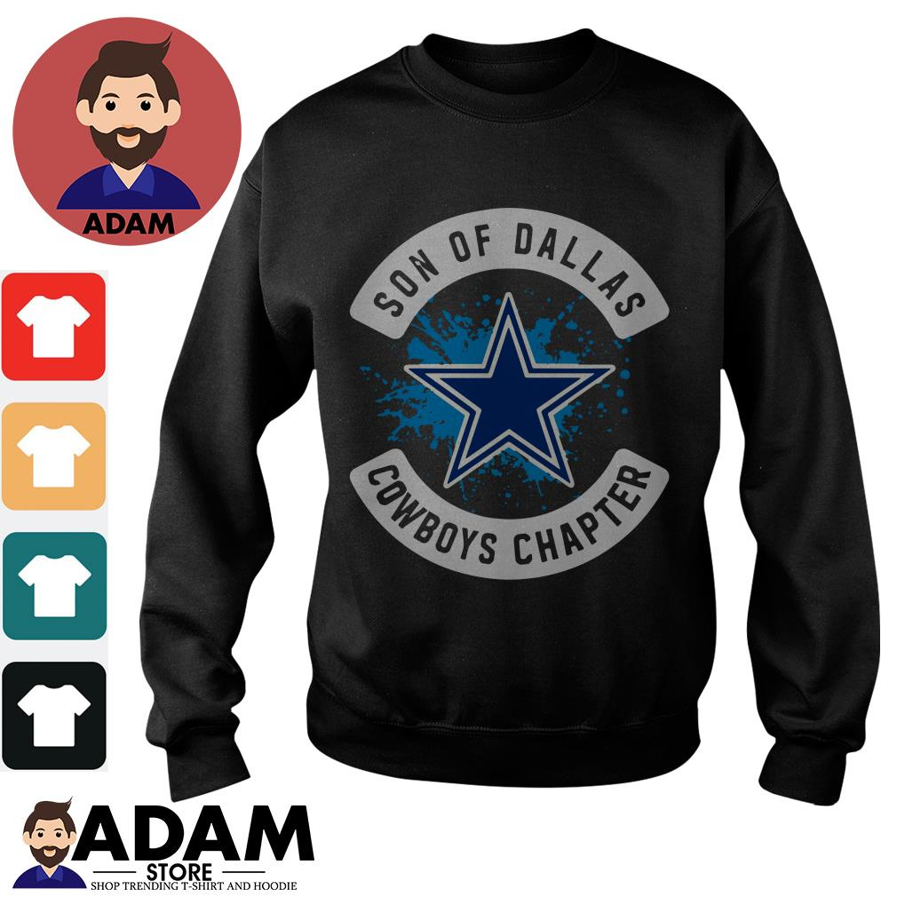 Son of Dallas Cowboys chapter Sweater