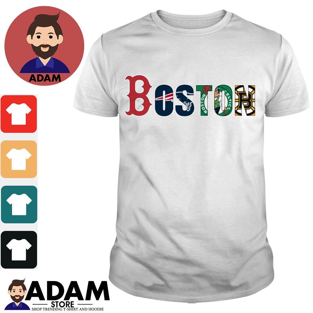 new england sports t shirts