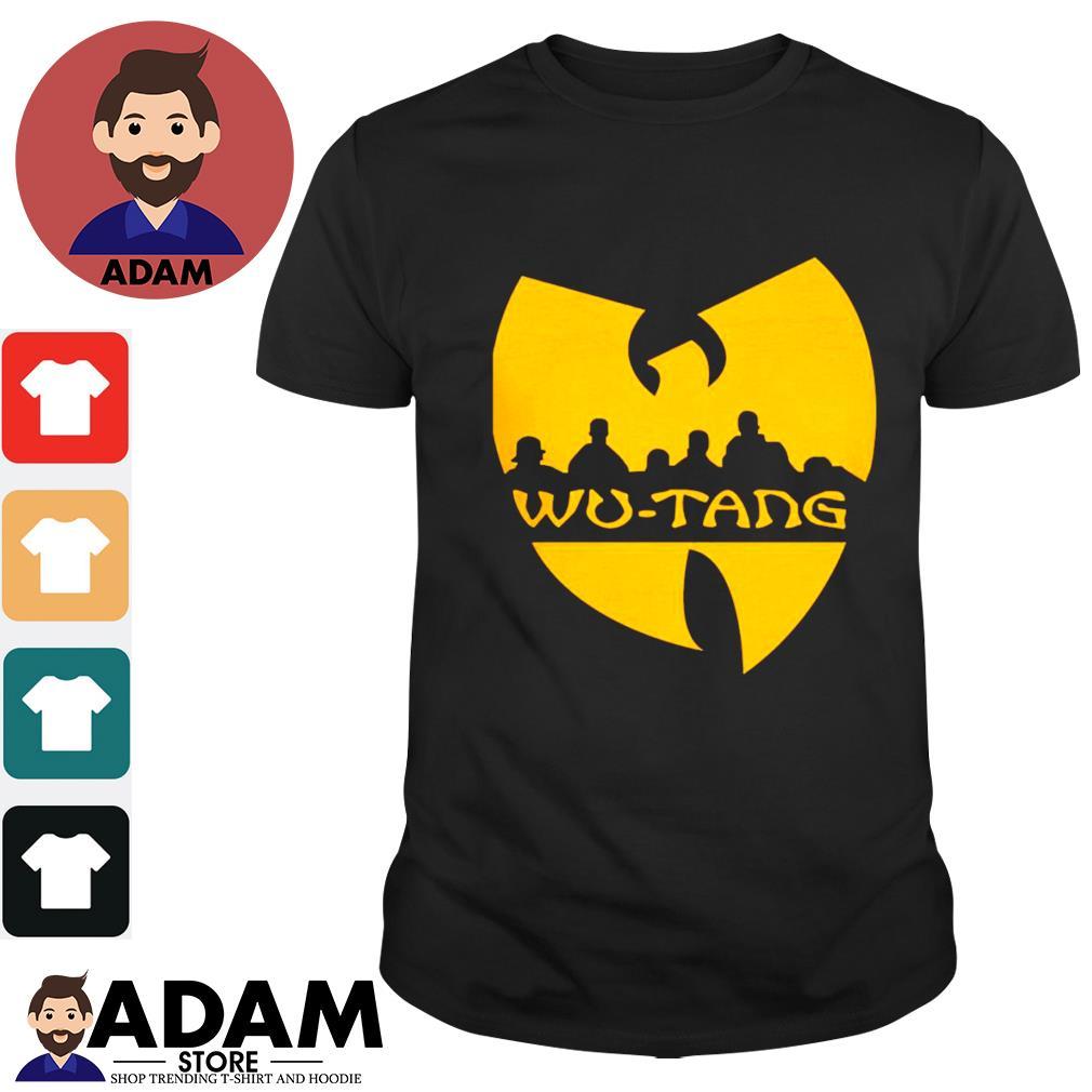 Wu-tang clan rapper shirt