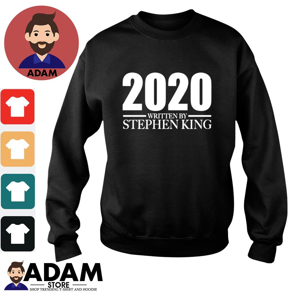 2020 written by Stephen King s sweater