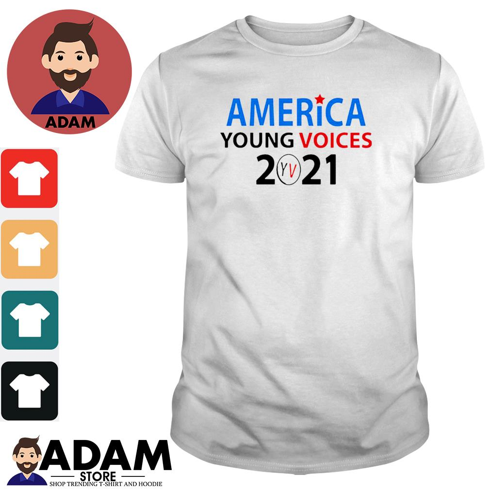 America young voices 2021 shirt